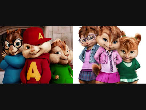 Jennifer Lopez - On the floor ft. Pitbull (Chipmunks & Chipettes style)