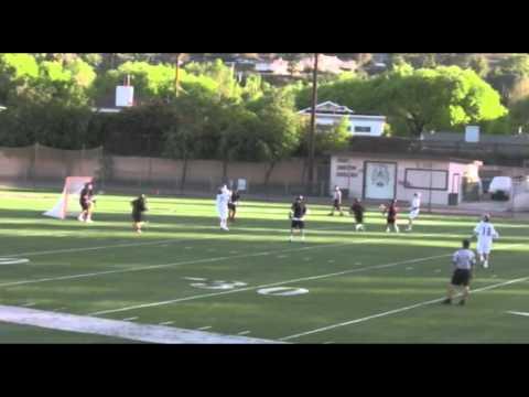 Alex Dixon #24 Attack 2014 Lacrosse Highlight Video Crespi Carmelite High School Class of 2015 - 06/17/2014