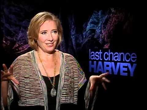 Last Chance Harvey - Exclusive: Emma Thompson Interview