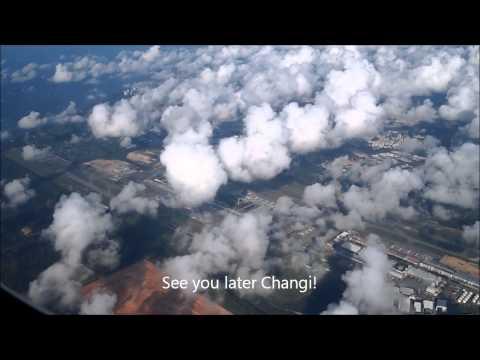 Singapore Airlines Trip Report - SIN - HKG - Business Class - Full Flight