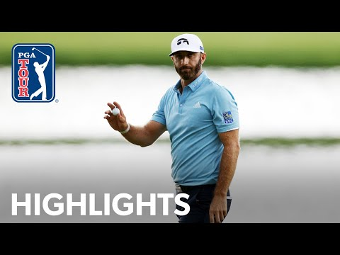 Dustin Johnson's winning highlights from the Travelers Championship 2020