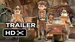 The Boxtrolls Official Trailer  (2014) - Simon Pegg