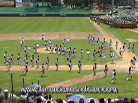 C.E.G.V.G. en el concurso estatal de bandas escolares