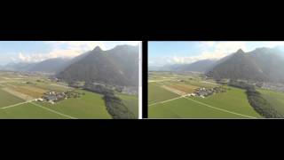 Multicopter TBS-Discovery - Test stabilisation Youtube
