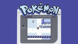 Solving Pokemon Blue With a Single, Huge Regular Expression