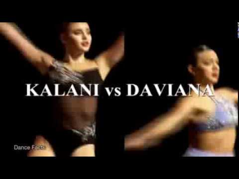 Dance Moms - The Showdown Kalani Vs Daviana