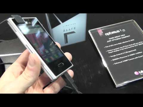 LG Optimus L3 Hands-on review