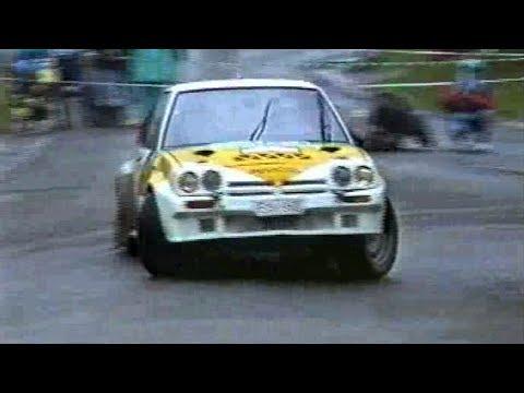 Opel Manta 400 - Group B - Big Slides, sideways rallying - Pure Sound