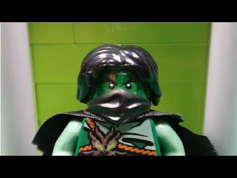 LEGO NINJAGO THE MOVIE PART 16 WRATH OF MORRO