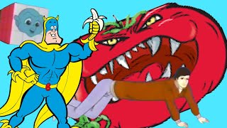 10 Incredibly Weird 80s Cartoons You Probably Don't Know About