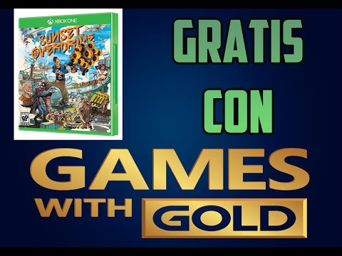 Sunset Overdrive Gratis 24 Horas | Aniversario XBOX ONE