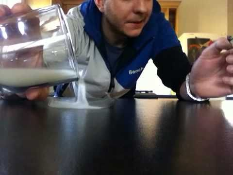 Liquid Smoke in a Glass (Smoking Trick)