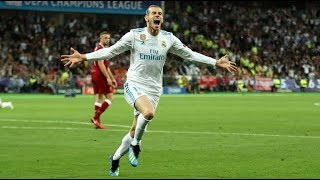 Gareth Bale amazing bicycle kick vs Liverpool! The greatest goal in Champions League Final?