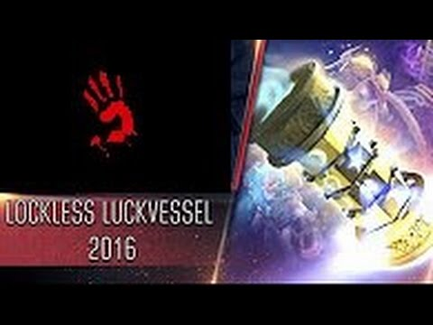 Lockless Luckvase 2016 Treasury ( The International 6 )