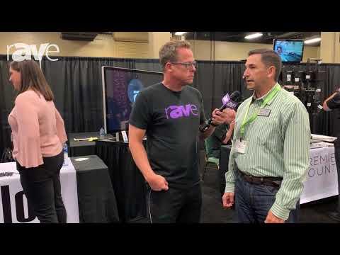 E4 AV Tour: Gary Kayye Interviews Unified Technology Systems President Barry Goldin