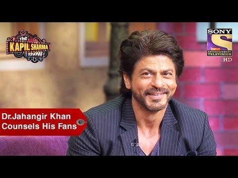 Dr.Jahangir Khan Counsels His Fans - The Kapil Sharma Show