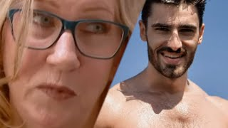 OLD LADY FALLS IN LOVE WITH CATFISH - 90 Day Fiancé - Jenny and Sumit
