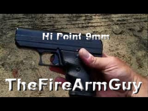 Hi Point 9mm Shooting & Review - TheFireArmGuy