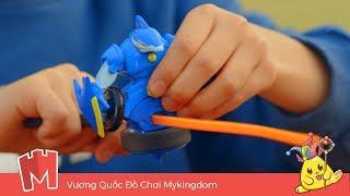Giới thiệu đồ chơi con quay Võ Thần Giáp Sĩ