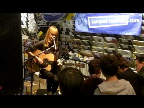 Lucy Rose instore at Banquet Records Sept 2012 (full set)
