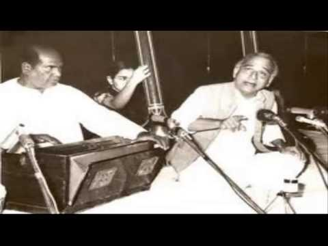 Raag Janasamohini Dr Vasantrao Deshpande