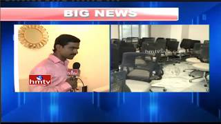 Luxurious Telangana BJP Office Ready | Special Report From Office