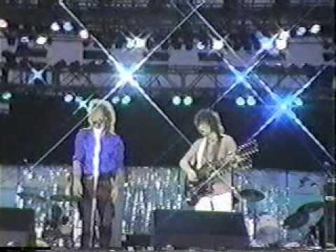 Live Aid 1985 Reunion Concert.