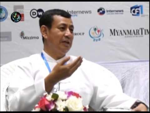 DVB - Interview with U Ye Htut 20142009