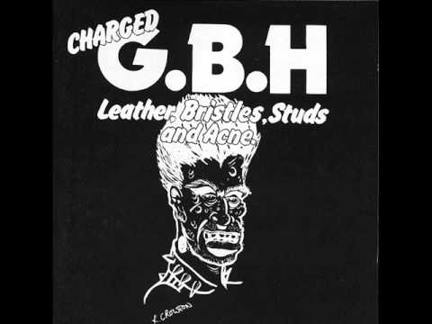 Gbh - Dead On Arrival