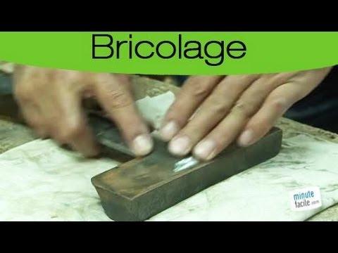 Astuces pour aff ter un ciseau bois youtube for Comment entretenir le marbre astuces
