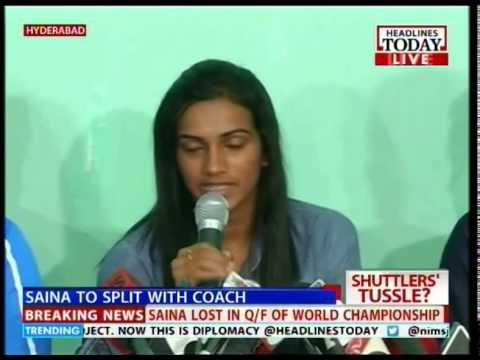Pullela Gopichand was consulted before Saina Nehwal decided on Vimal Kumar?