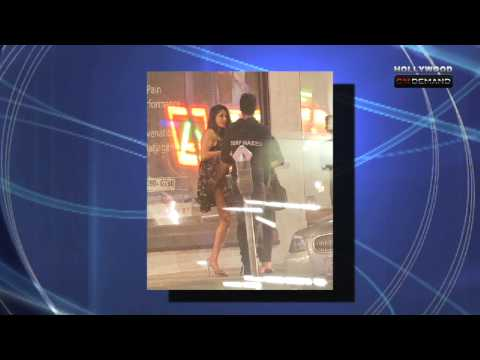Freida Pinto Pole-Dances For Sidharth Mallya In LA