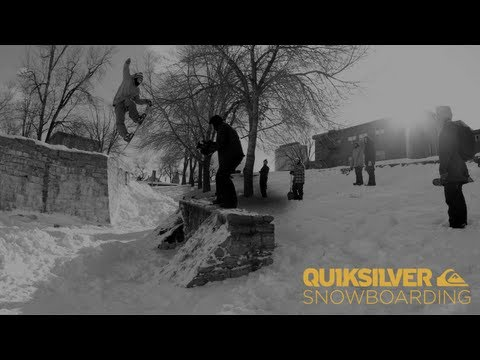 QUIKSILVER SNOWBOARDING  // Team Montage