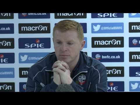 NEIL LENNON | Manager's pre-Norwich press conference