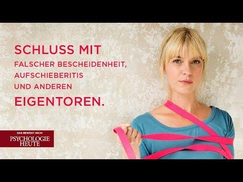 """Selbstsabotage"" Psychologie Heute 11/2017"