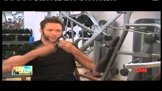 Hugh Jackman describe a