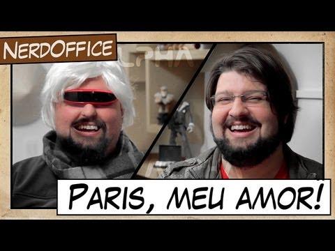 Nerdtour França: Mont Saint-Michel, Saint-Malo e Paris, meu amor! | NerdOffice S03E26 (ENG SUB)