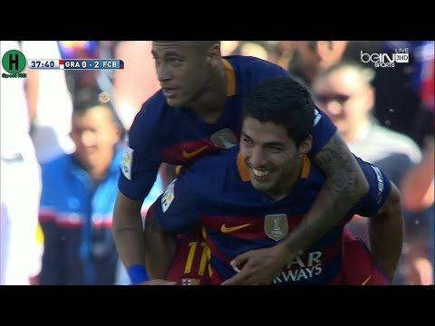 Summary Granada vs Barcelona 0-3 La Liga 14-5-2016 HD1080