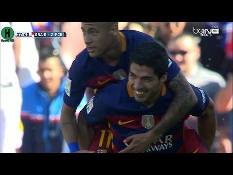 Summary Granada vs Barcelona 0-3 La Liga 14-5-2016 HD1080