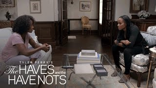 Candace Threatens Hanna | Tyler Perry's The Haves and the Have Nots | Oprah Winfrey Network