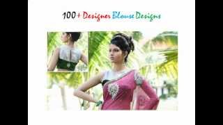 100+ Indian Saree Blouse Designs [Largest Collection on YouTube]