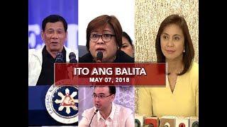 UNTV: Ito Ang Balita (May 7, 2018)