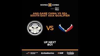 Execration vs Team AGV | Ang.Game CN vs SEA - Sea Qualifiers