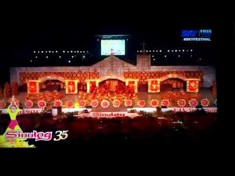 Sinulog Festival 2015 Champion - Tribu Buyogan Free Interpretation