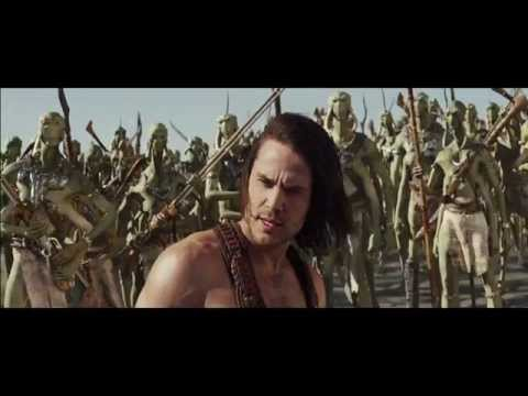 JOHN CARTER Legacy featurette - Disney - Only at the Movies March 8