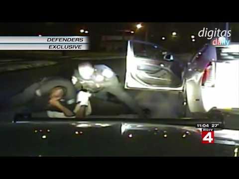 Violent Arrest by Inkster Police Caught on Dashcam