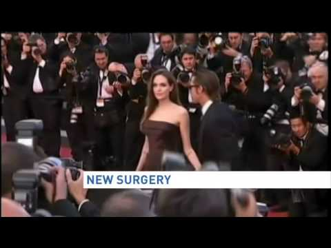 Angelina Jolie has preventive surgery