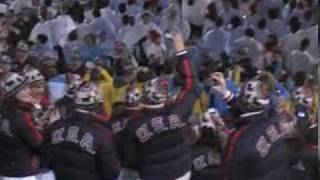 OlympicsOrBust Vlog 6: Opening Cer Parade of Nations