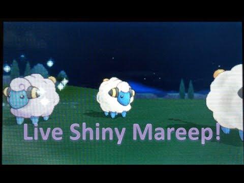 Shiny Mareep Pokemon x Shiny Mareep in Pokemon x