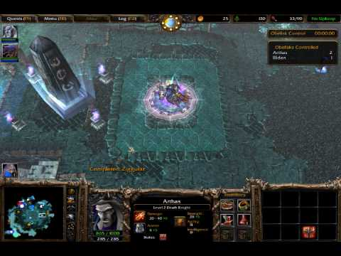 Warcraft 3: tfte v121b